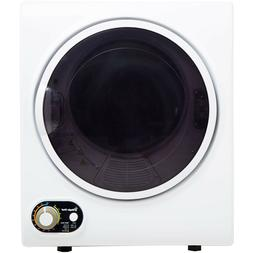 1 5 cu ft compact dryer white