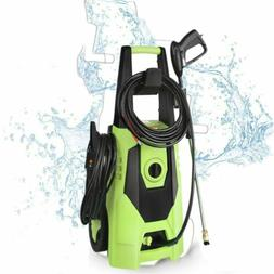 1.8GPM 3000PSI High Powerful Electric Pressure Washer Machin