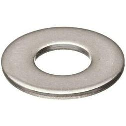 """100 Qty 3/8"""" Stainless Steel SAE Flat Finish Washers"""