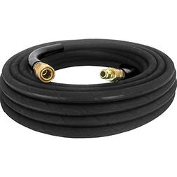 100ft. Steel Braided Gas Pressure Washer Hose 4000 PSI 3/8""