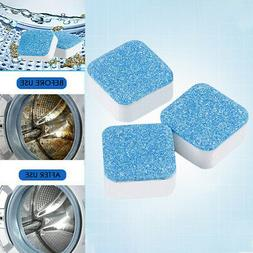 10pcs Washing Machine Washer Cleaner Odour Mould Deep Clean