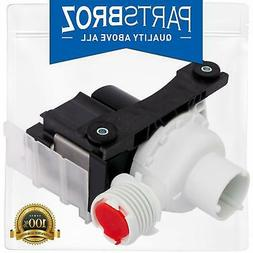 137221600 washer drain pump for kenmore