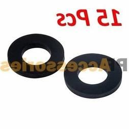 "15 Pcs 1"" inch OD O-Ring Hose Gasket Flat Rubber Washer Lot"
