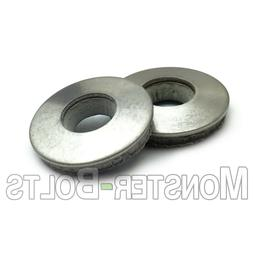 18-8 Stainless Steel EPDM  Bonded Sealing Washers  #8 #10 #1