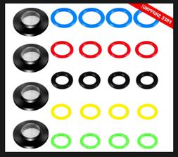 24 Pack O-Ring Power Pressure Washer Kit 6 Sizes for Pump, H