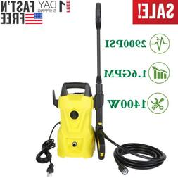 3400PSI High Power Water Electric Pressure Washer Cleaner Ma