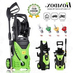3500PSI 2.80GPM Electric Pressure Washer with Barrel Auto Cl