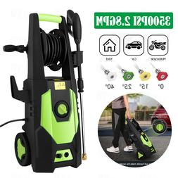 3500PSI 2.8GPM Electric Pressure Washer Power Auto Water Cle