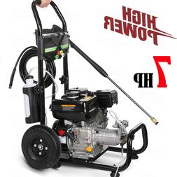 3600 PSI 2.8GPM Gas  Pressure Washer High Power Cold Water C