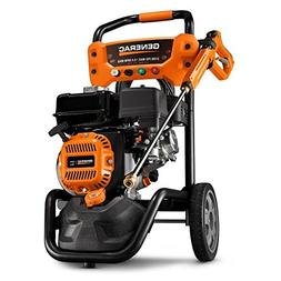 Generac 7019 3100-Psi 2.4-Gpm Residential Pressure Washer wi