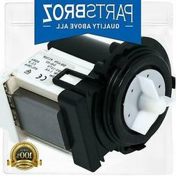 4681EA2001T Washer Drain Pump Motor for Kenmore and LG Washe