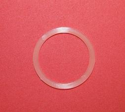 "5/8"" ID. X 25/32"" OD. X 1/32"" Thick Nylon Flat Washers - Lot"