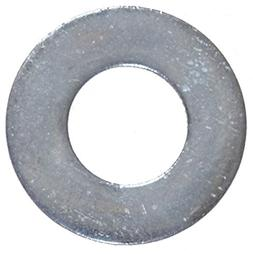 811070 Hot Dipped Galvanized Flat Washers, 1/4-Inch, 100-Pac