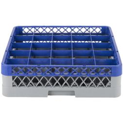 Commercial Dishwasher Machine 25 Cup Glass Tray Rack 1 Exten