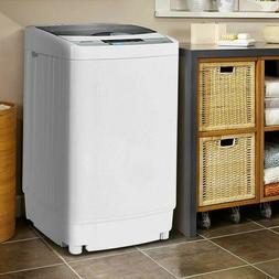 Compact Washing Machine Portable Clothes Cleaning Spin Dry A