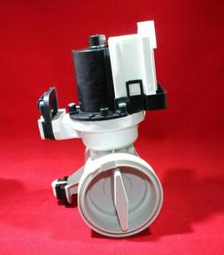 Drain Pump Compatible With Whirlpool Washer W10730972 W10117