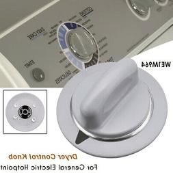 Dryer Control Knob Timer Gray For General Electric Hotpoint