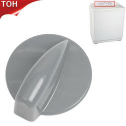 Hot Sale! Grey Washer Control Knob Fits Whirlpool WP8182050/