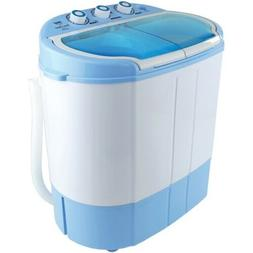 Electric Portable Washer & Spin Dryer, Mini Washing Machine