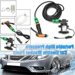 High Pressure 36W Car Electric Washer Power Pump Cleaning Wa