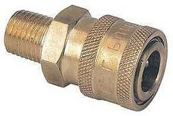 High Pressure washer Brass Hose quick connect 3/8 male coupl