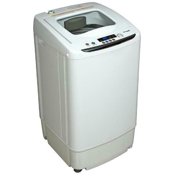 Magic Chef 0.9 Ft Compact Washer,