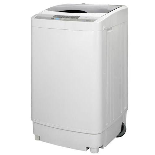 Compact Washer Full-automatic Washing 8
