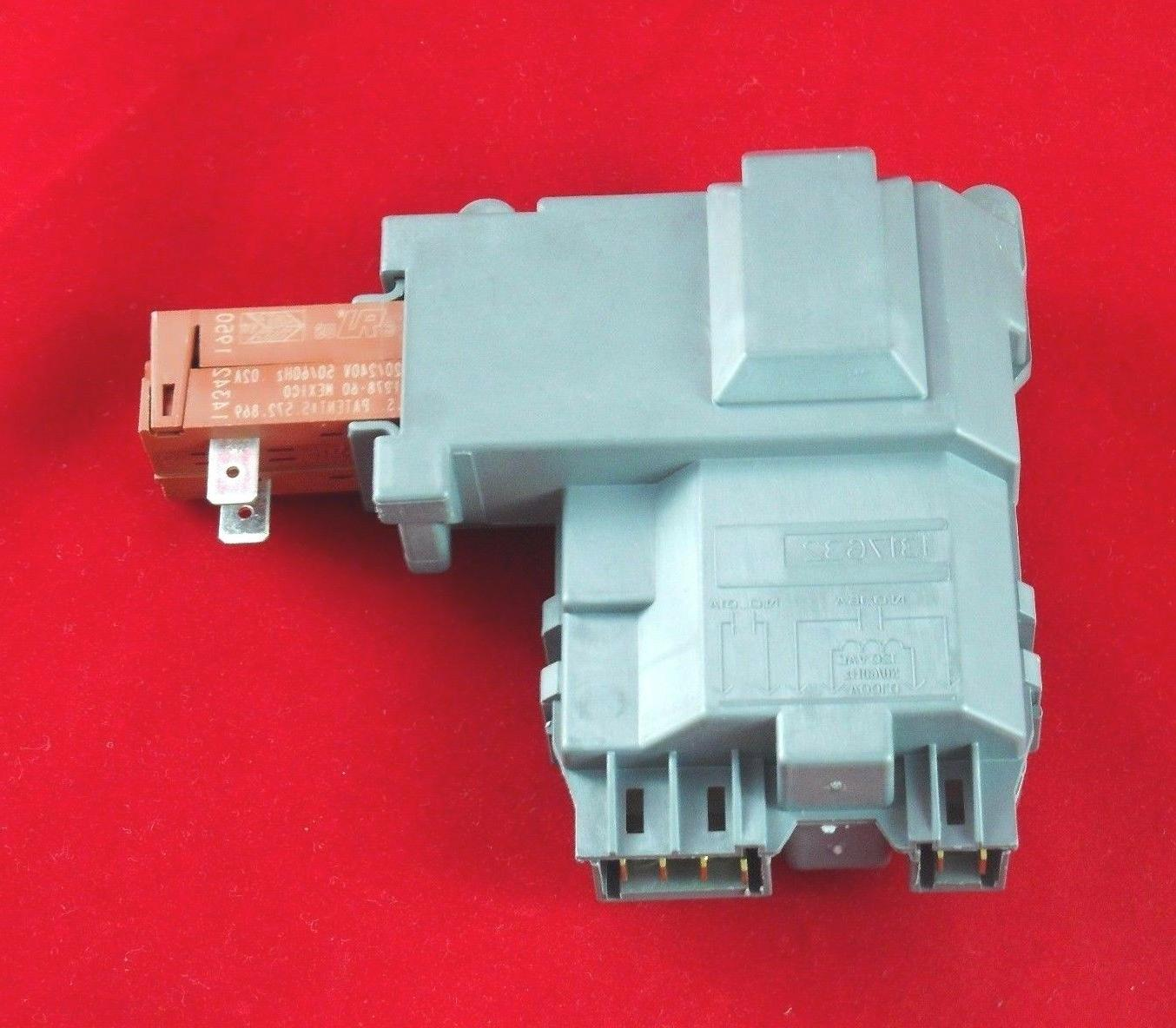 131763202  Washer Door Lock Switch Assembly for Frigidaire,