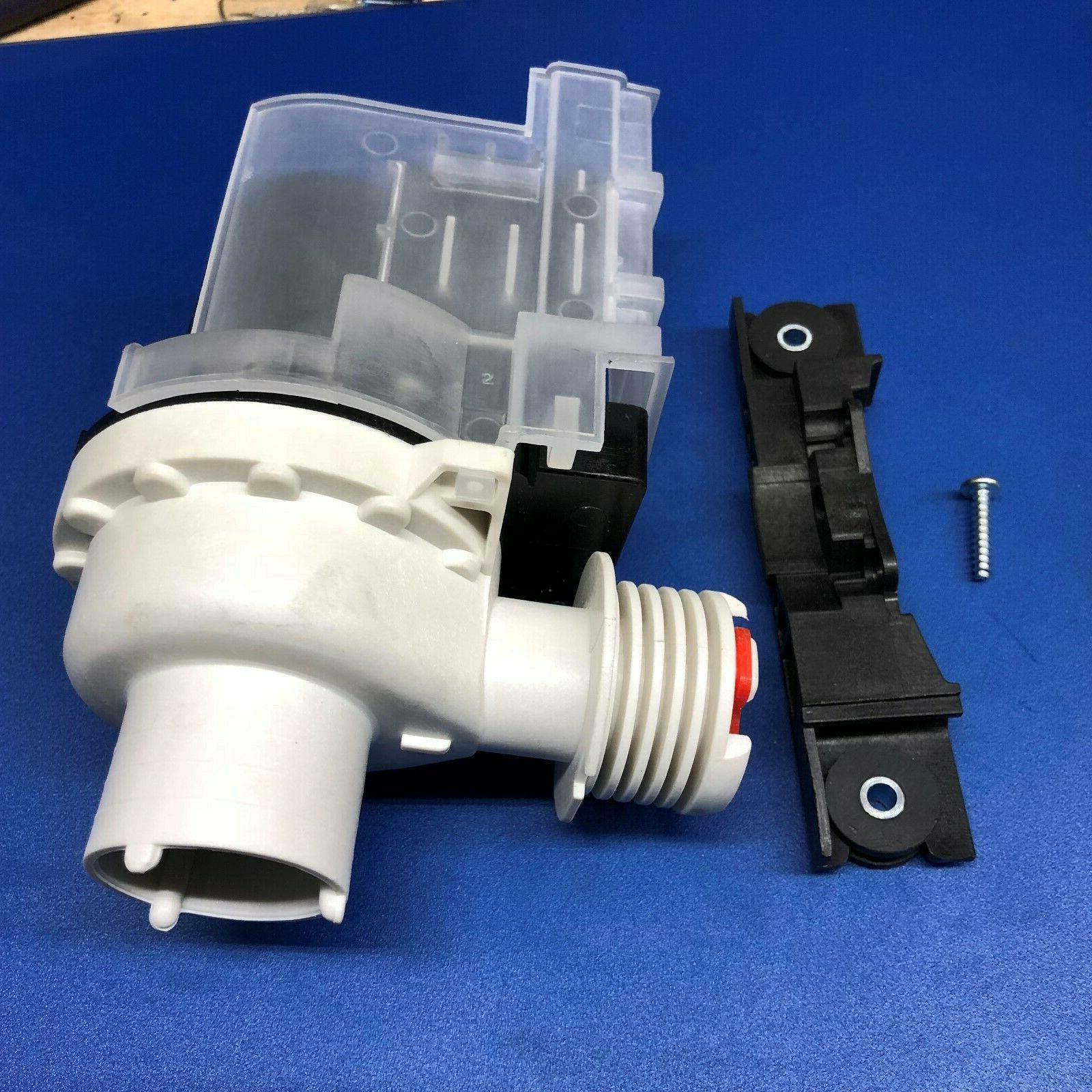 137221600 frigidaire washer drain pump for 137108100