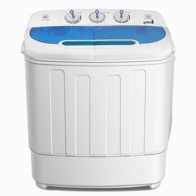 13lbs compact and portable washer and dryer