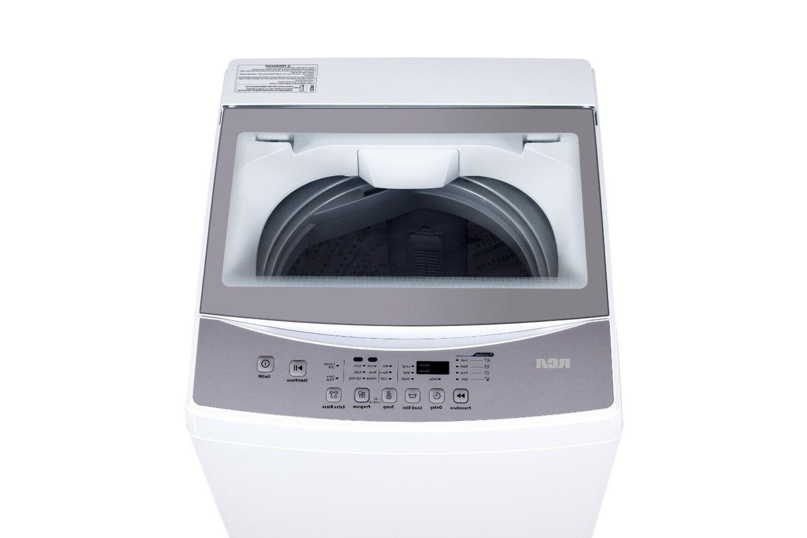 2.0 Washer, Cycles Water Levels,