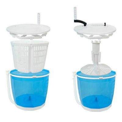 2 in 1Portable Traveling Outdoor Washing Compact Washer