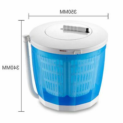 2 in Traveling Compact Washer Spin Dryer