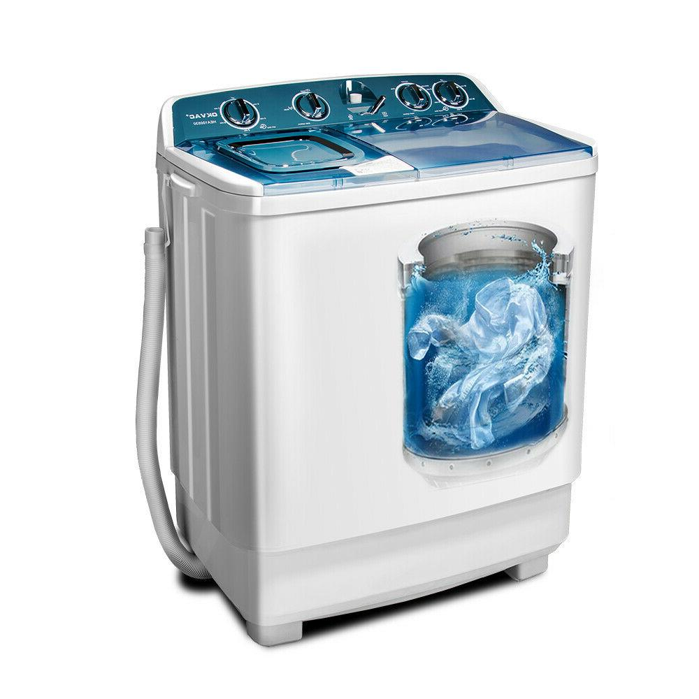 21 LBS Semi-Automatic Washing Twin Tub