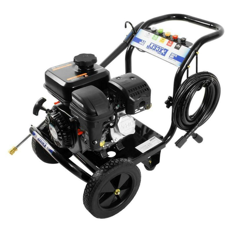 Excell 212cc OHV Powered Water Pressure 2.8