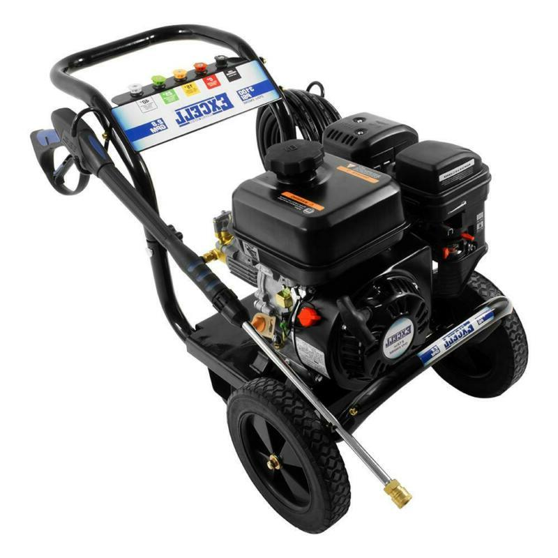 212cc ohv gas powered engine cold water