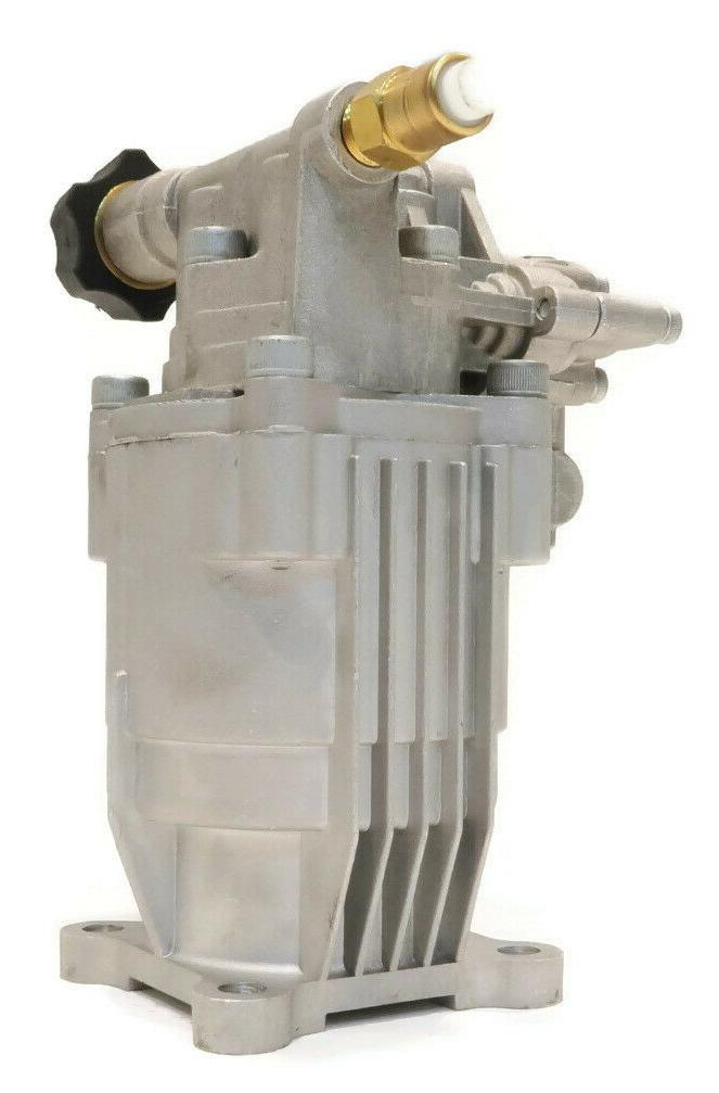 "2800-3000 PSI, 2.5 GPM Pressure Pump 3/4"" Shaft, Premium, Cold Water"