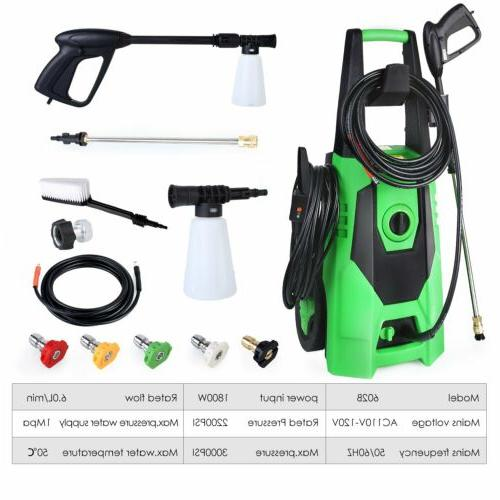 Portable Washer 3000PSI Water Cleaner