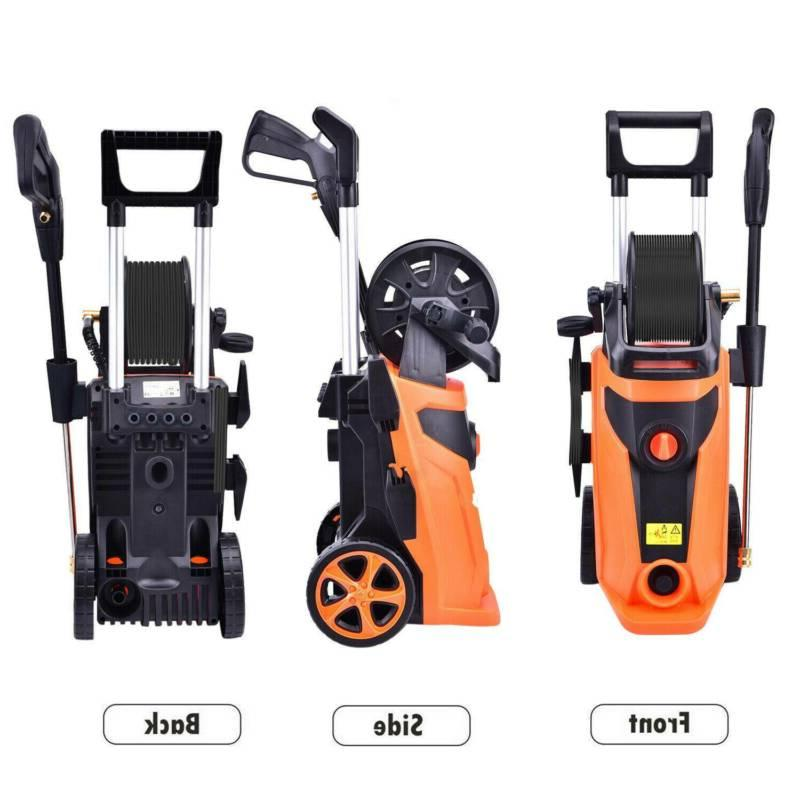 3500PSI Power Electric Pressure Washer 2.6 GPM