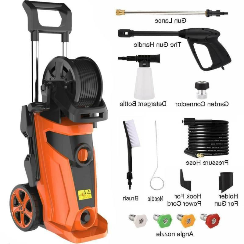 3500psi high power water electric pressure washer