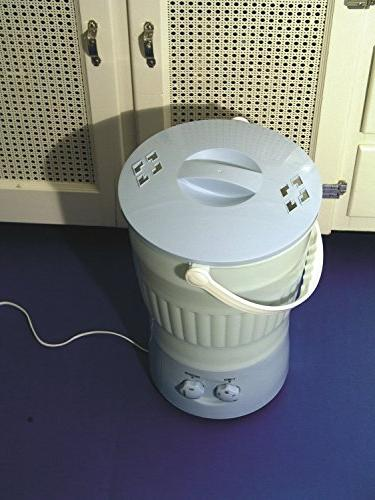 As On TV Wonder Washer Portable Mini - Ideal for Clothes the - Capacity
