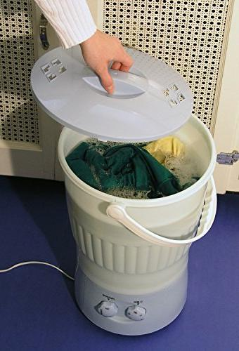 As Seen Wonder Portable Clothes Machine That - Ideal for - 10 Liter Capacity