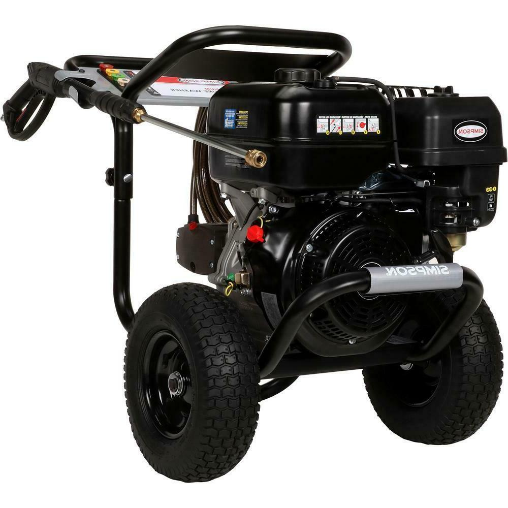 SIMPSON PS60843 4,400-Psi 4.0-Gpm Gas Pressure Washer By SIM