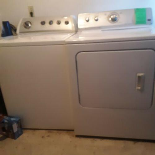 Maytag XL and Manufactured 2014