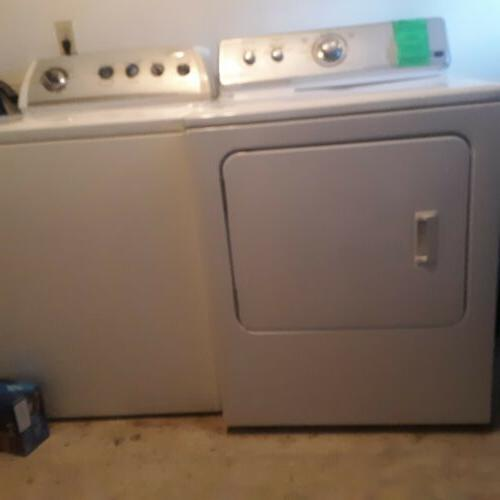Maytag XL and Manufactured in