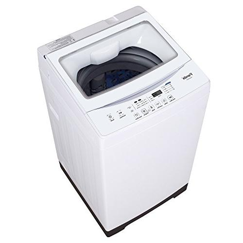 compact portable washing machine fully