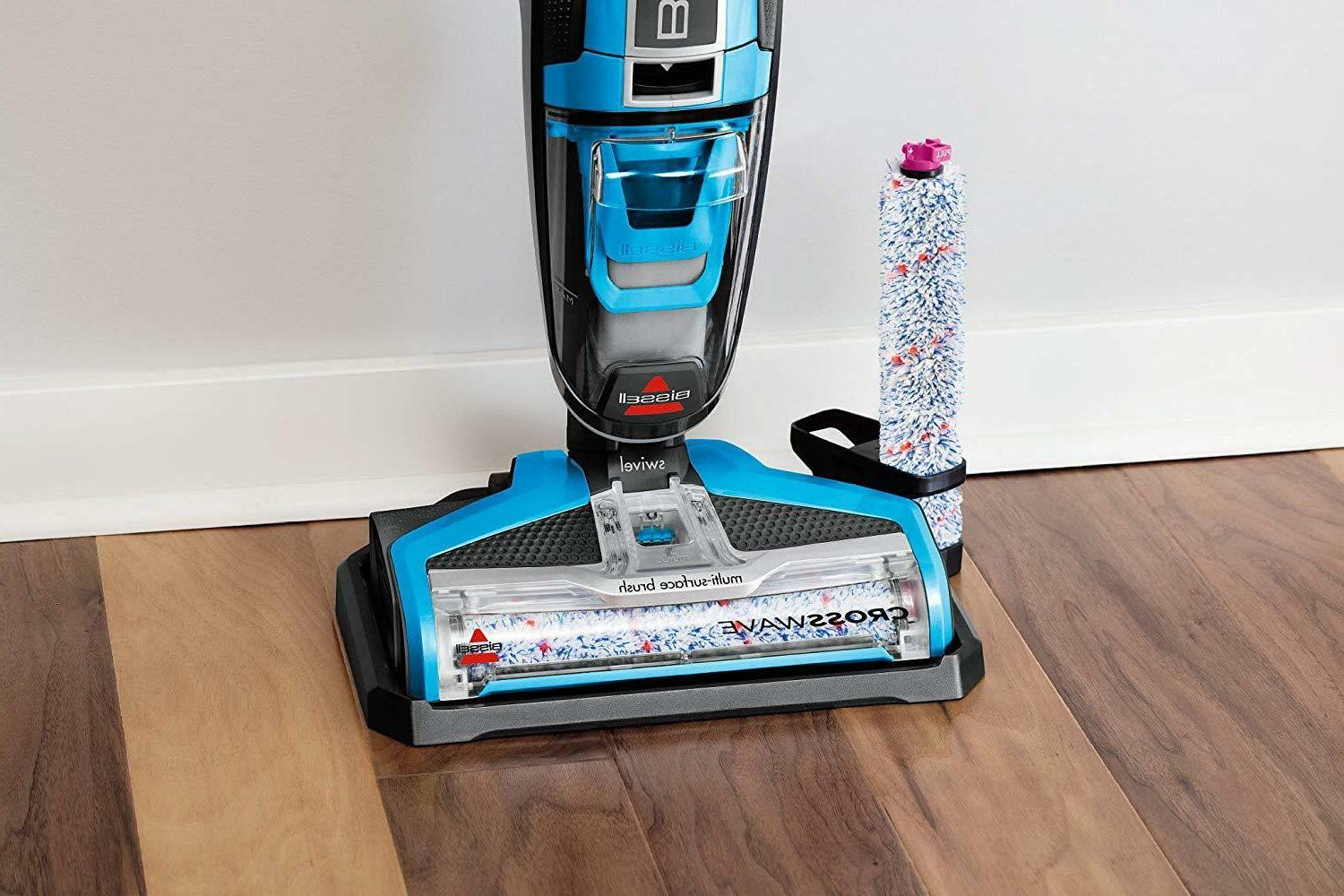Bissell Crosswave Cleaner Hidrolimpiador Able and Dry