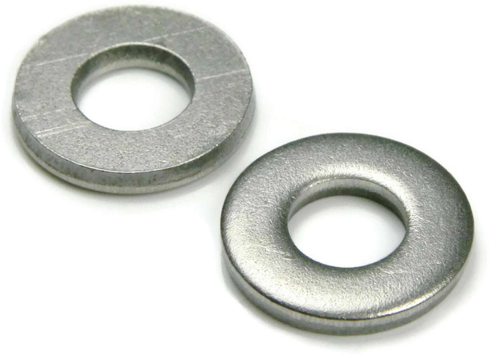 extra thick flat washers 18 8 stainless