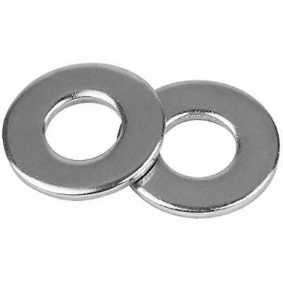 1/4 Inch Stainless Washer, 5/8 Outside 304 Home