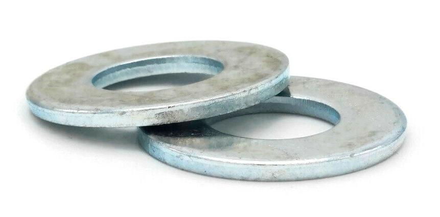 Flat Washers Plated Steel SAE Inch Washers - -